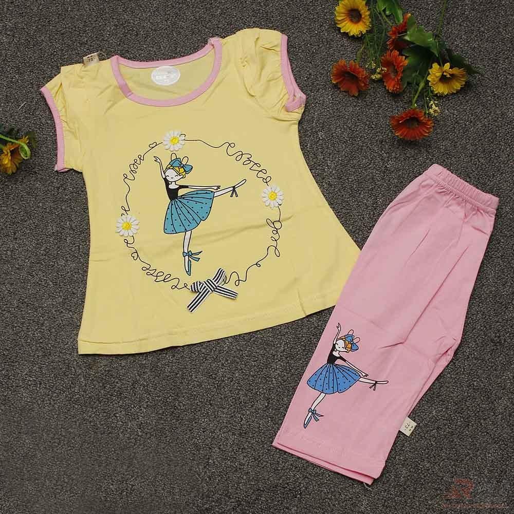 Little Princess Dancing Baby Girls Dress Set