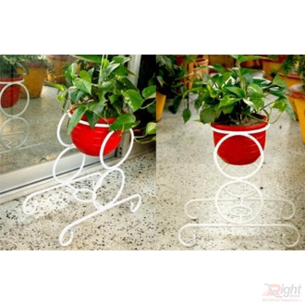 New Shape Indoor Tob Stand With Live Plants