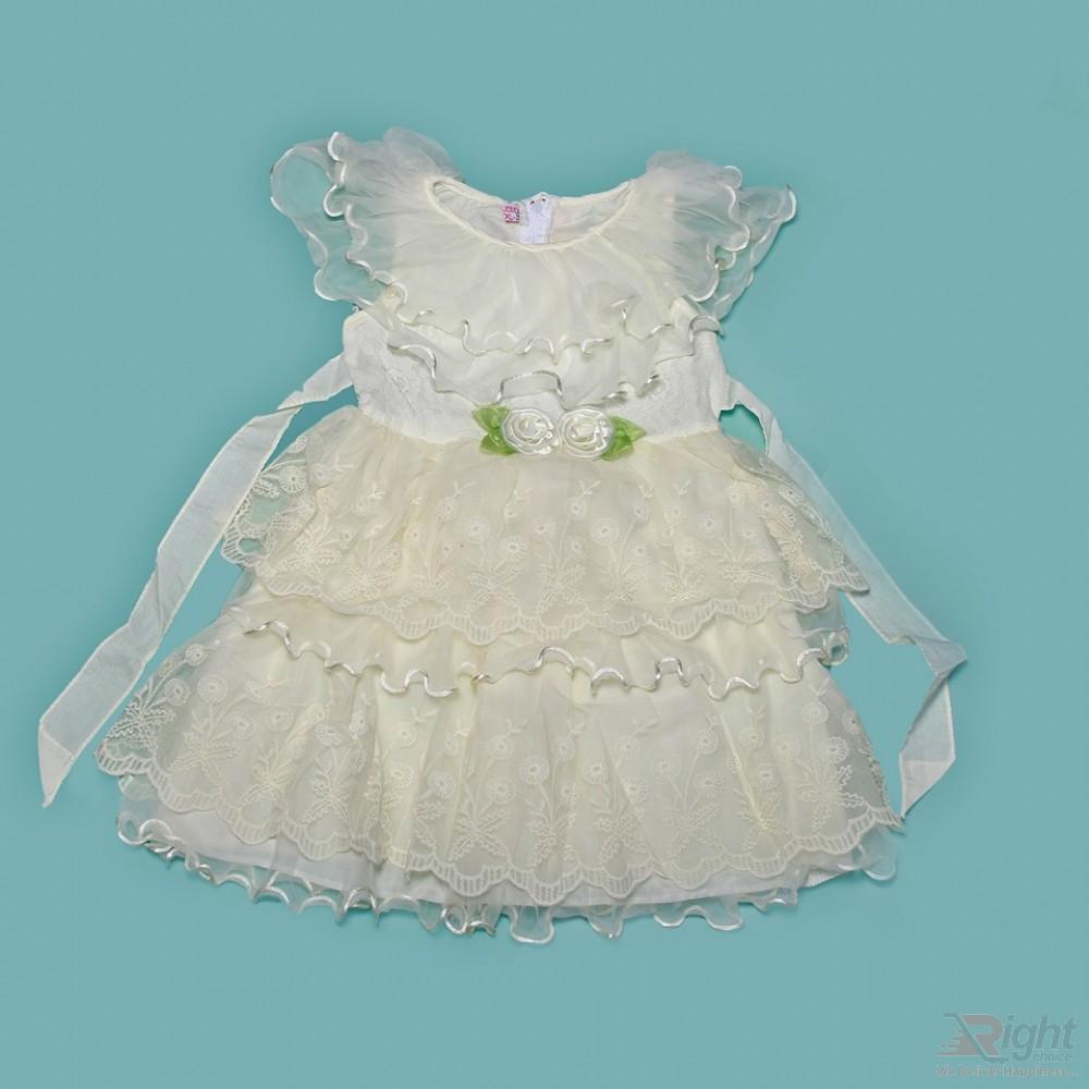 Fashionable Baby Girls Frock