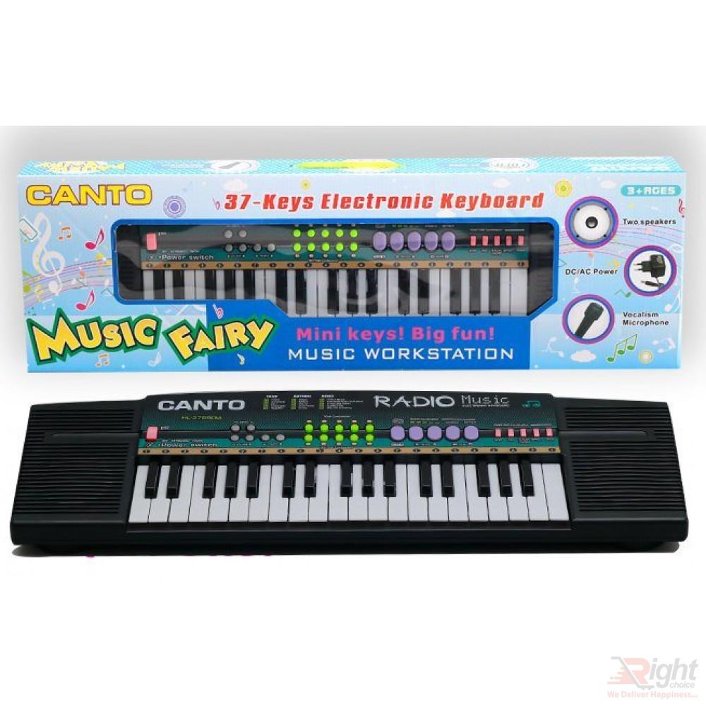 Canto 37 Keys Electronic Keyboard