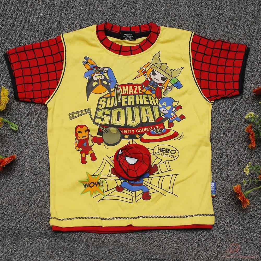 Super Hero Squad Baby Boy T-shirt