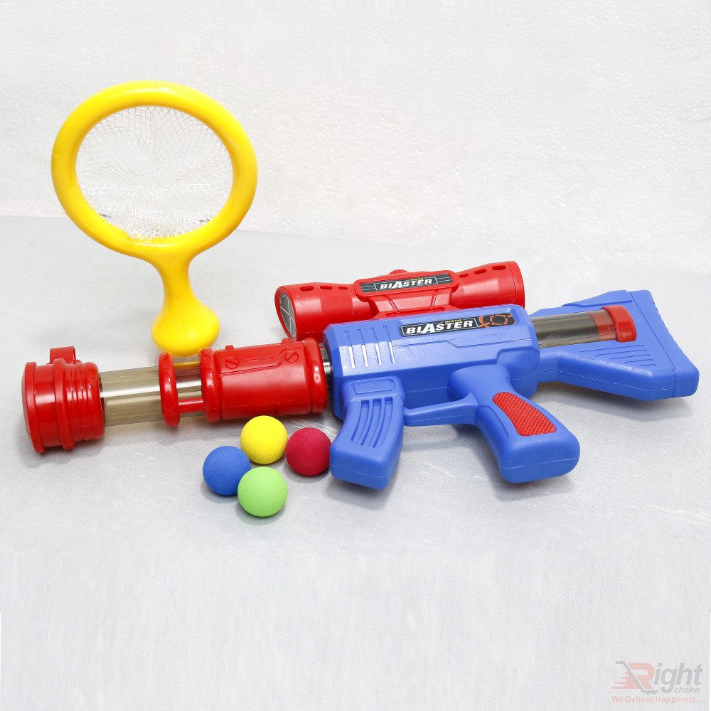Aerodynamic Children Soft Bullet Gun