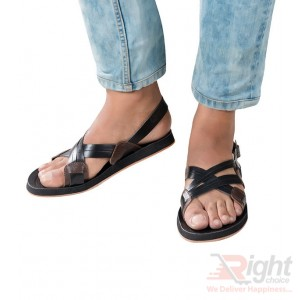 Men's Stylish Genuine Leather Sandals