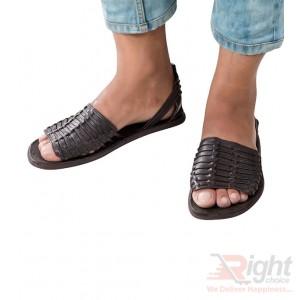 Men's Stylish Genuine Leather Sandals