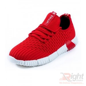 Men's Stylish Sneaker Red