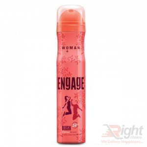 Engage Woman Deodorant Blush, 150ml