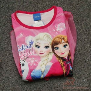 Frozen Fever baby Girls Dress