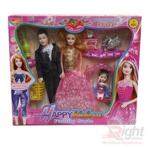 Happy Modern Family Toy set