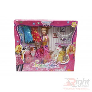 Sweet Girls Baby Toy Sets
