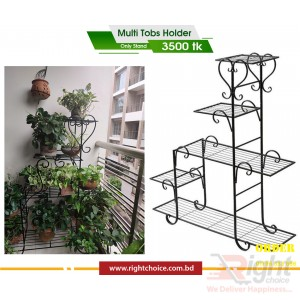 Multi Tobs Holder Stand