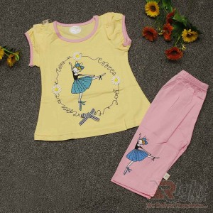 Little Princess Dancing Baby Girls Dress Set