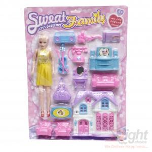 Baby Sweet Family Dollhouse