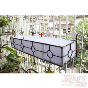 New Tob Hanger for Balcony Grill