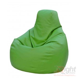 Double Extra Large Teardrop Bean Bag – Green