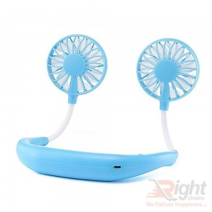 Portable Rechargeable Cooling Fan