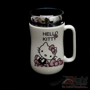 Hello Kitty Mirror Mug
