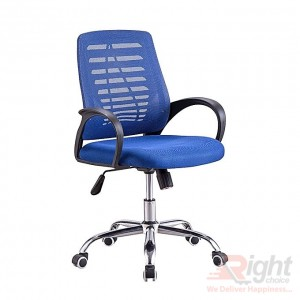 SF-75-A Swivel Chair - Blue