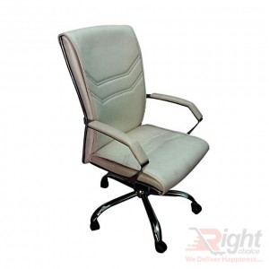SF-79-201 Swivel Chair - Off White