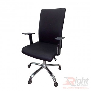 SF-62-209 Swivel Chair - Black