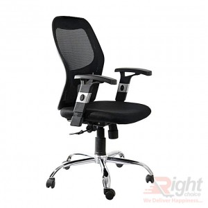 SF-65-23 Executive Swivel Chair - Black