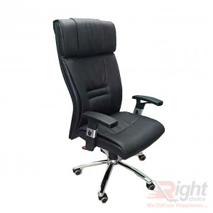 SF-49-128 Executive Swivel Chair - Black
