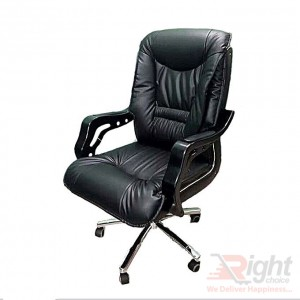 SF-53-101 Boss Chair - Black