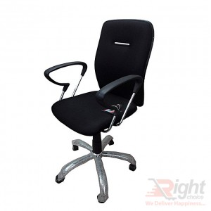 SF-59 Swivel Chair - Black