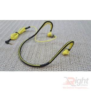 RM-S15 PLUG STEREO SPORT EARPHONES