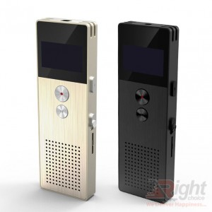 RP1 Digital Voice Recorder MP3 Music Player 8GB