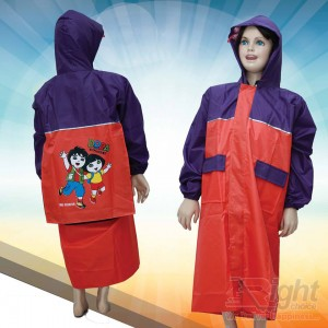 Kid`s Dora Design  Raincoat