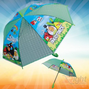 New Angry Birds Design umbrella(UM-13)