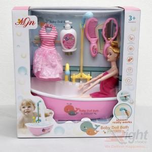 Baby Doll Bathtub With Shower