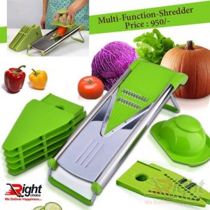 Multi-function Shredder