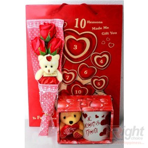 Valentine Gift Set price in Bangladesh