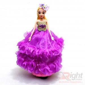 Baby Girl Fashion Doll