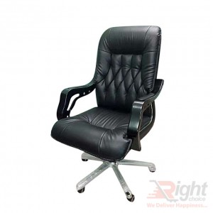 SF-102-B Swivel Chair - Black