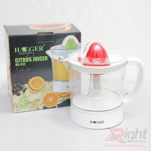 Haeger Citrus Mini Juicer
