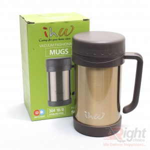 Portable Vacuum Fashionable Mug