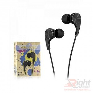 RM-569 - IN-EAR STEREO WIRED EARPHONE