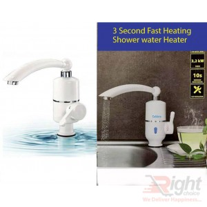 Electric Water Heating Faucet