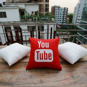 YouTube Cushion