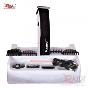 Kemei KM 3580 4 in 1 Rechargeable Trimmer & Shaver