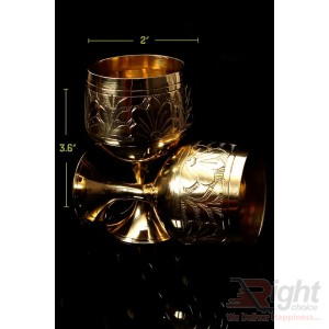 Hand Made Classic Glass With Classic Design