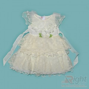 Fashionable Baby Girls Frock