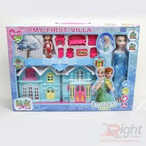 My First villa Baby Toy Set