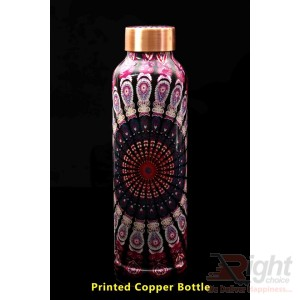 Printed copper water bottle-01