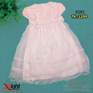 Baby Girls Semi Party Dress