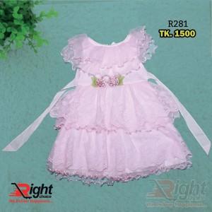 Exclusive Design Baby Girls Frock