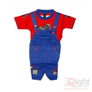 Flying Cartoon Baby Boy T-shirt Set