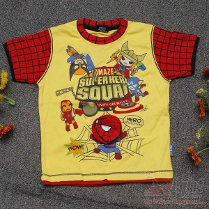 Super Hero Squad Baby Boy T-shirt